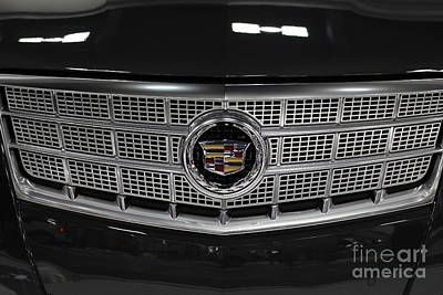 2013 Cadillac - 5d20327 Art Print by Wingsdomain Art and Photography