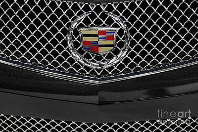 2013 Cadillac - 5d20330 Art Print by Wingsdomain Art and Photography