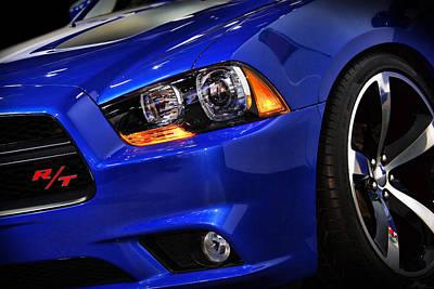 Muscle Car Photograph - 2013 Dodge Charger Daytona by Gordon Dean II
