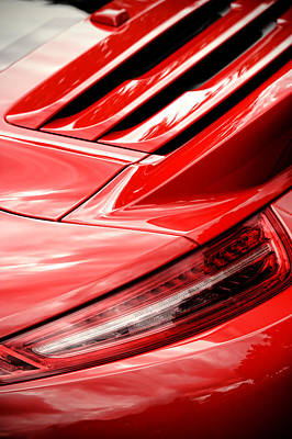 Photograph - 2013 Porsche Carrera S by Gordon Dean II