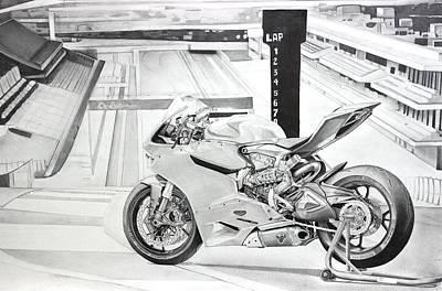 2014 1199 Ducati Panigale Original by Gary Reising