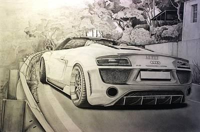 2014 Audi R8 Original