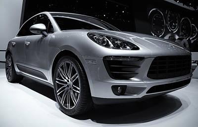2014 Porsche Macan Art Print