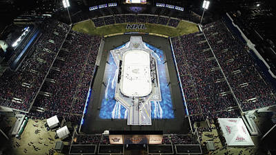 Us State Photograph - 2018 Coors Light Nhl Stadium Series - by Nicole Abbett