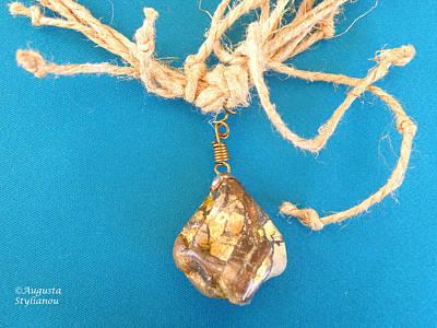 Aphrodite Urania Necklace Original by Augusta Stylianou