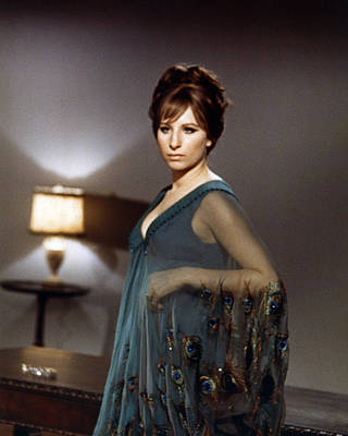 Barbra Streisand Photograph - Barbra Streisand by Silver Screen