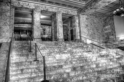 Photograph - 21 Steps by Phillip Garcia