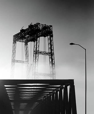 Crane Wall Art - Photograph - Untitled by Anna Niemiec