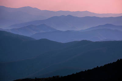 Tennessee Photograph - Usa, Tennessee, Great Smoky Mountains by Jaynes Gallery