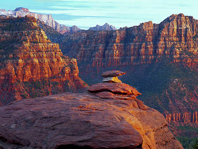Zion National Park, Utah Art Print by Scott T. Smith