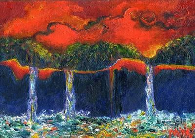 Painting - 21st Century by Myra Maslowsky