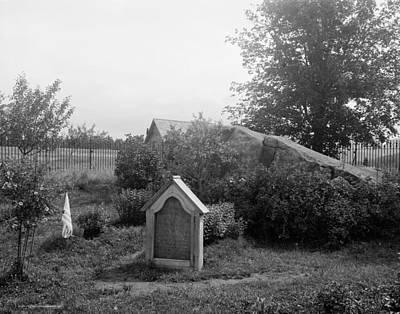 Abolition Photograph - John Brown (1800-1859) by Granger