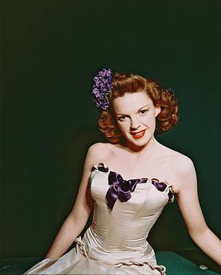 Judy Garland Art Print by Silver Screen