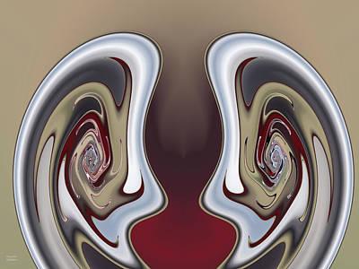 Digital Art - Untitled 1 by Augusta Stylianou