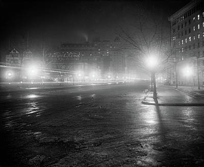 Photograph - Washington D by Granger