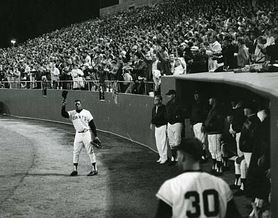 Kid Photograph - Willie Mays by Retro Images Archive