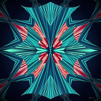 Digital Art - 2200 09 by Brian Johnson