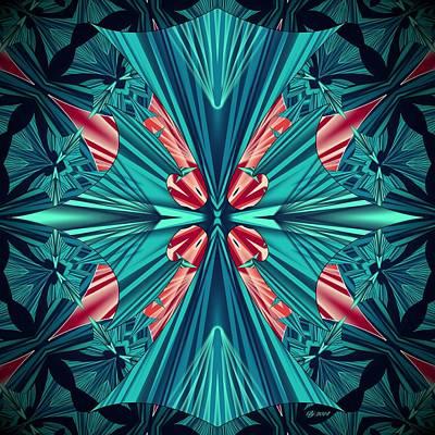 Digital Art - 2200 11 by Brian Johnson