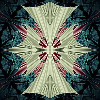 Digital Art - 2200 16 by Brian Johnson