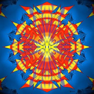 Digital Art - 2200 27 by Brian Johnson