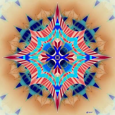 Digital Art - 2200 32 by Brian Johnson