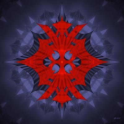 Digital Art - 2200 38 by Brian Johnson