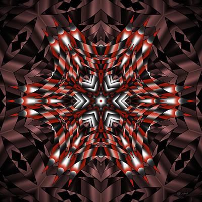 Digital Art - 2200 47 by Brian Johnson