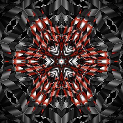 Digital Art - 2200 48 by Brian Johnson