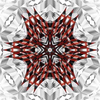 Digital Art - 2200 49 by Brian Johnson