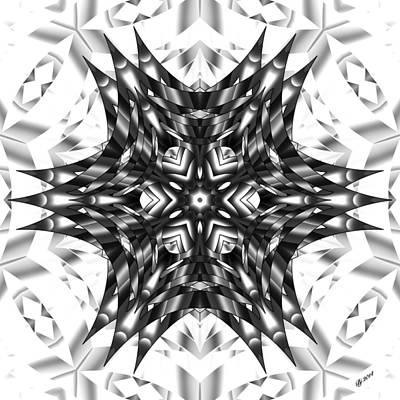 Digital Art - 2200 56 by Brian Johnson