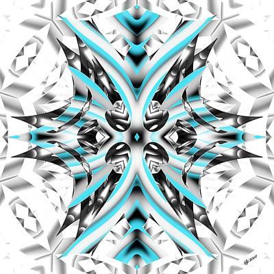 Digital Art - 2200 57 by Brian Johnson