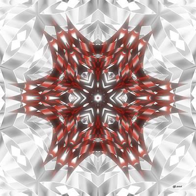 Digital Art - 2200 58 by Brian Johnson