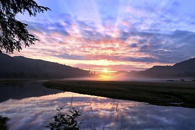 Neah Bay Photograph - Beauty In Nature by King Wu