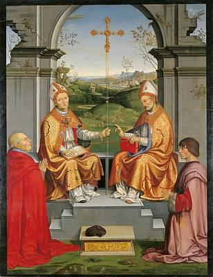 Thomas Becket Photograph - Italy, Marche, Pesaro Urbino, Urbino by Everett