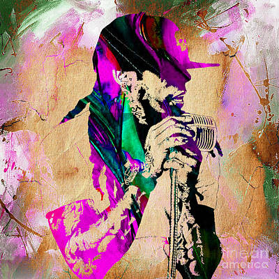 Hip Hop Mixed Media - Lil Wayne Collection by Marvin Blaine