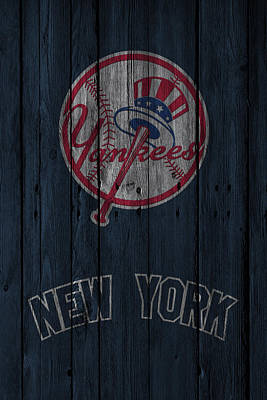 Photograph - New York Yankees by Joe Hamilton