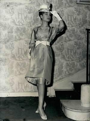 Paris Fashions Art Print by Retro Images Archive