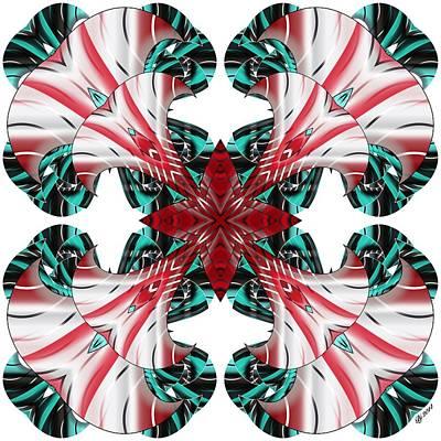 Digital Art - 2300 11 by Brian Johnson