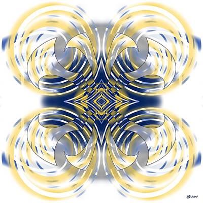 Digital Art - 2300 19 by Brian Johnson