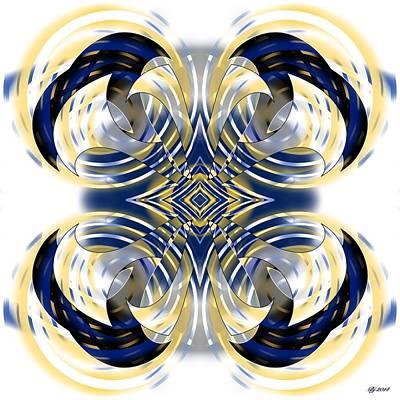 Digital Art - 2300 25 by Brian Johnson