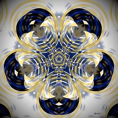 Digital Art - 2300 26 by Brian Johnson