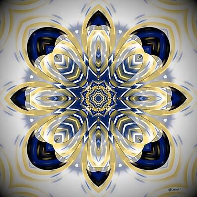 Digital Art - 2300 28 by Brian Johnson