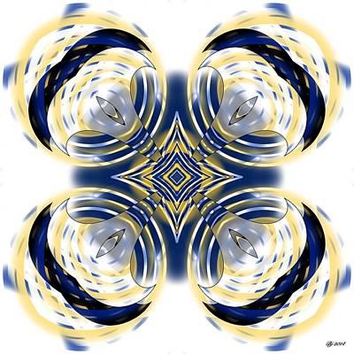 Digital Art - 2300 29 by Brian Johnson