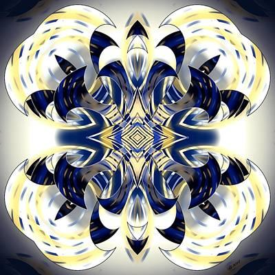 Digital Art - 2300 32 by Brian Johnson
