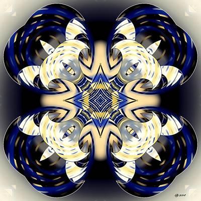 Digital Art - 2300 34 by Brian Johnson