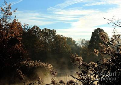 Photograph - Sugar Ridge State Fish And Wildlife Area by Jack R Brock