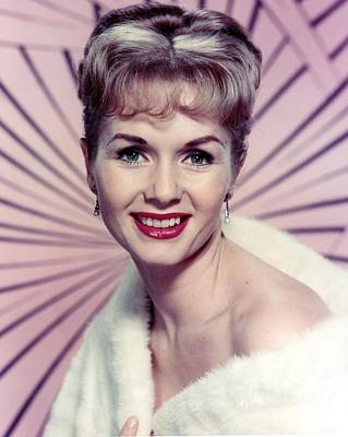 Debbie Photograph - Debbie Reynolds by Silver Screen