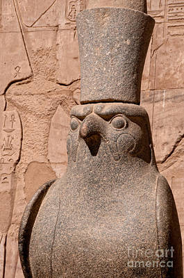 Travel Rights Managed Images - Edfu Royalty-Free Image by Carol Ailles