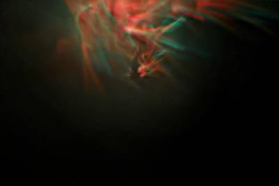 Photograph - Journeys End by Cyryn Fyrcyd