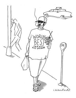 New Yorker September 4th, 2006 Art Print
